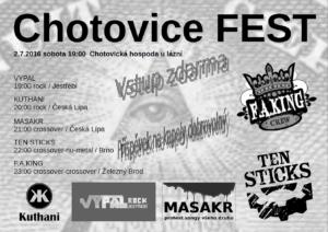 Chotovice FEST